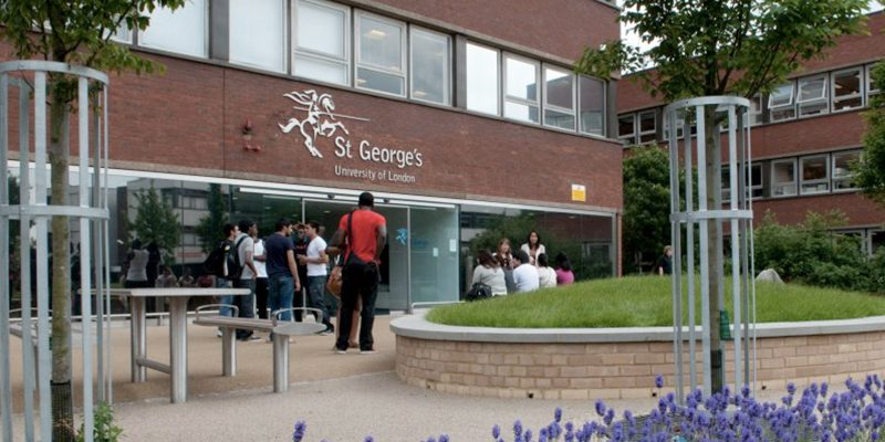 St Georges University London Photo