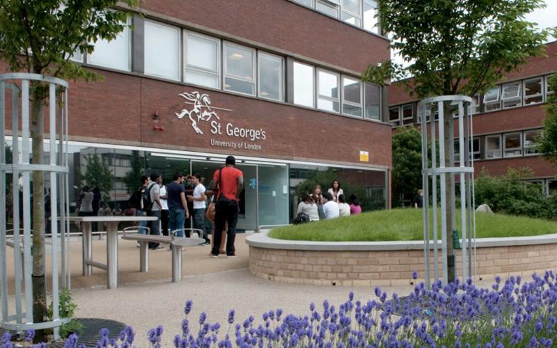 St Georges University London Photo