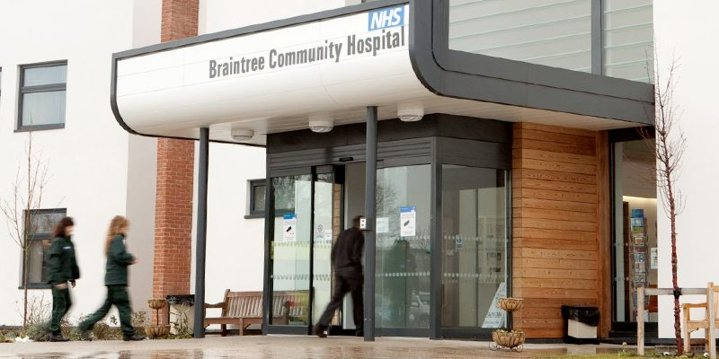 Braintree Community Hospital - NHS Photo