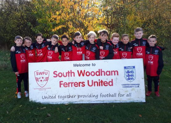 Sponsoring South Woodham United U11