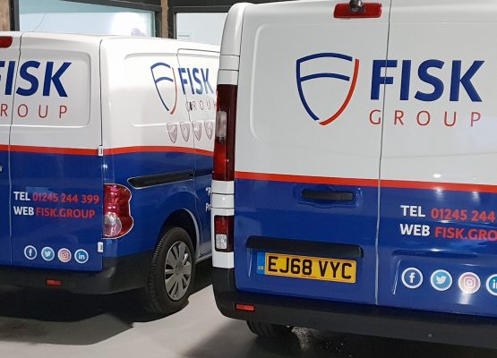 From Fisk Fire, to Fisk Group - Van