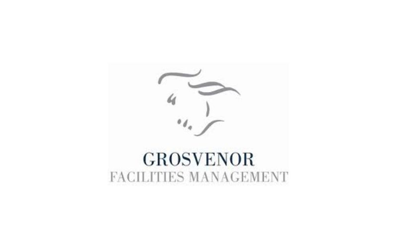 Grosvenor Facilities Management Logo