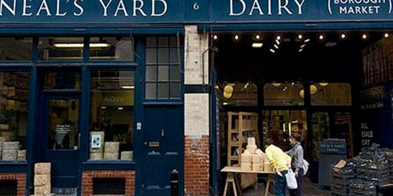 Neal's Yard Borough Market Photo